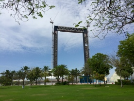 Attraction is placed in Zabeel Park