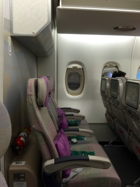 View of the entire row 50