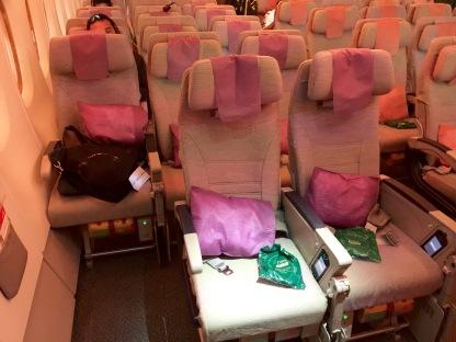 Row 68 seat