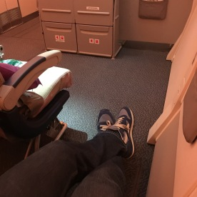 Unlimited leg room
