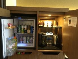 Content of the fridge