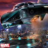 Avengers Flight of the Quinjets