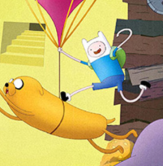 Adventure Time - The Ride of OOO with Finn & Jake