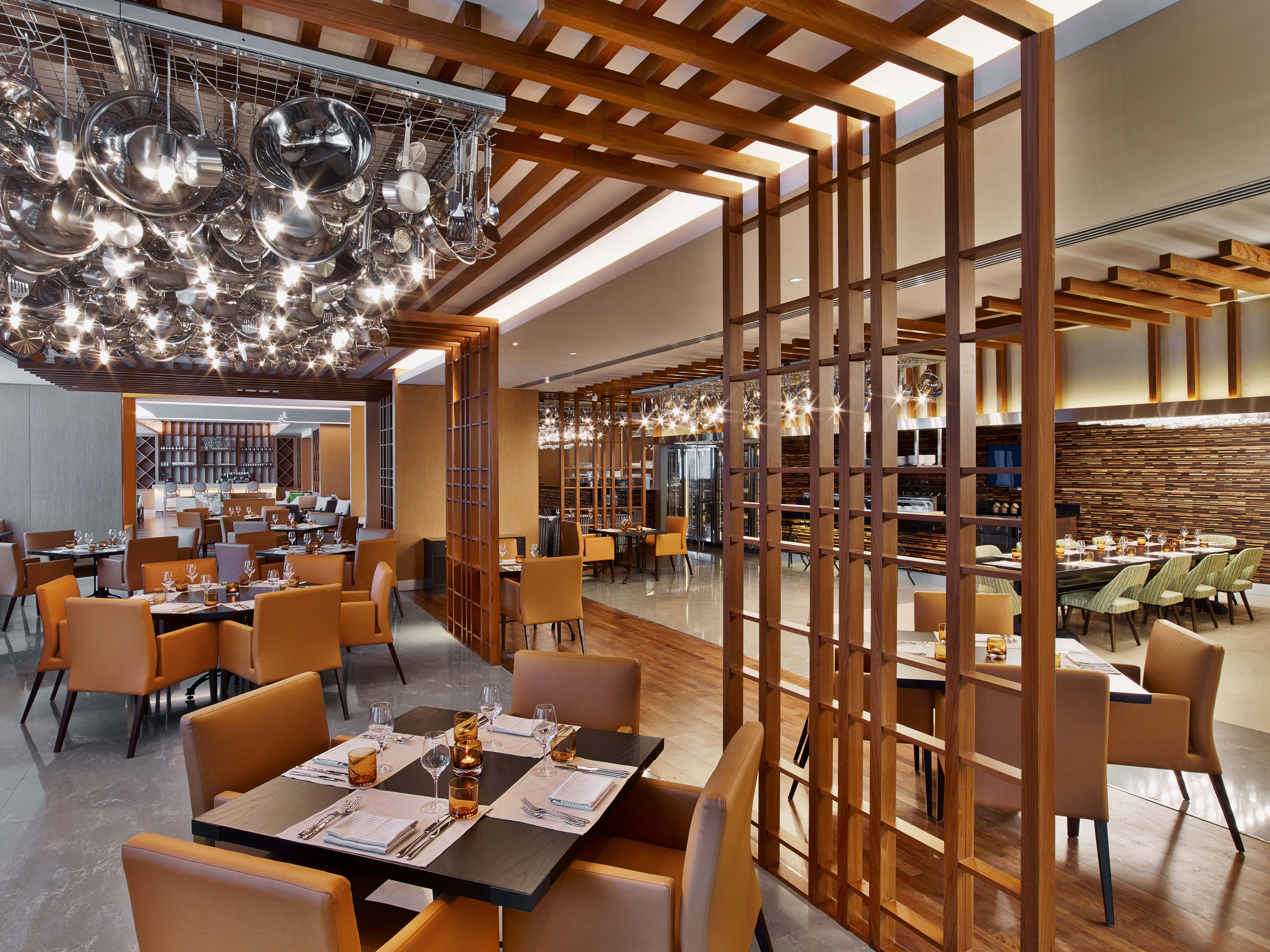 W Hotel Doha Restaurant Menus