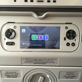 Detail of ICE remote controller