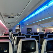 LED lighting system can create millions of colour tones