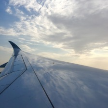 Ready to land in Doha