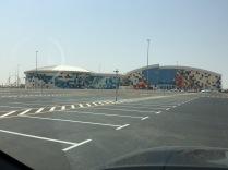 New car park