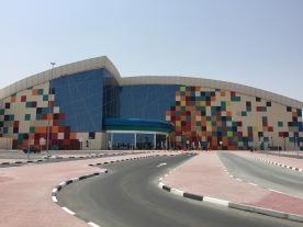 IMG Theme park Dubai