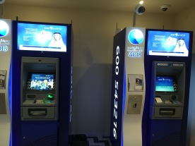 ATM's