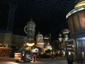 Lost Valley Theming