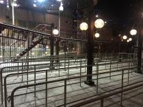 Predator coaster queue