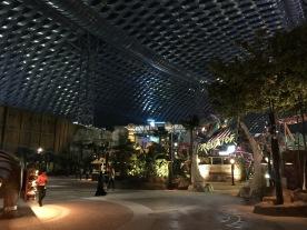 Predator coaster entrance