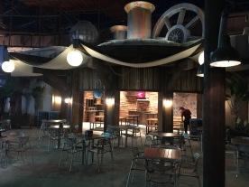 Themed coffee shop