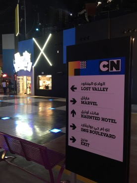 Where to Cartoon Network Streets...