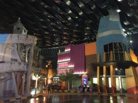 Lot's of nice fake facades