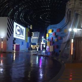 Between Cartoon Network and IMG Boulevard