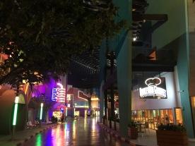 Street in IMG Boulevard