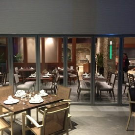 Great restaurant Boulevard Gourmet