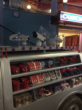Spiderman shop