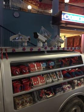 Spiderman shop
