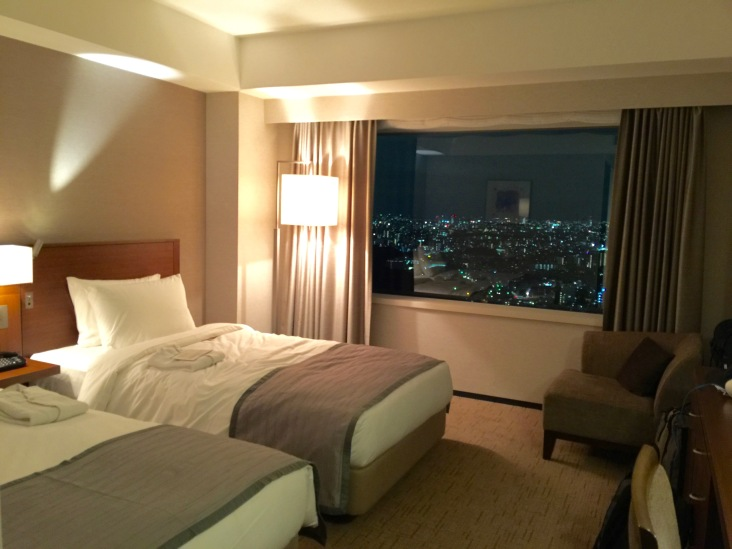 CENTURY SOUTHERN TOWER HOTEL TOKYO