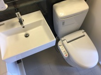 Toilet with multiple functions