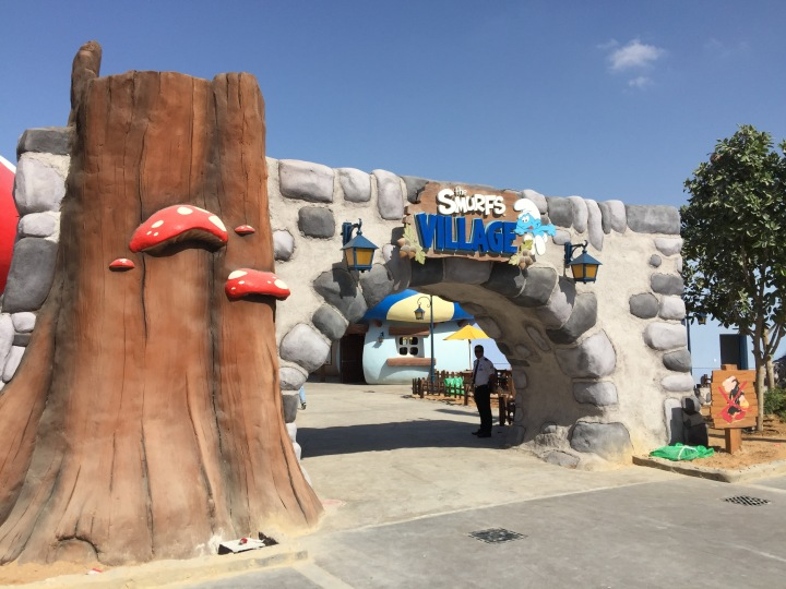 Dubai Parks And Resorts Motiongate 100 Photos From World