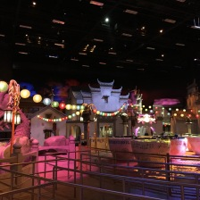 Motiongate Theme Park Dubai