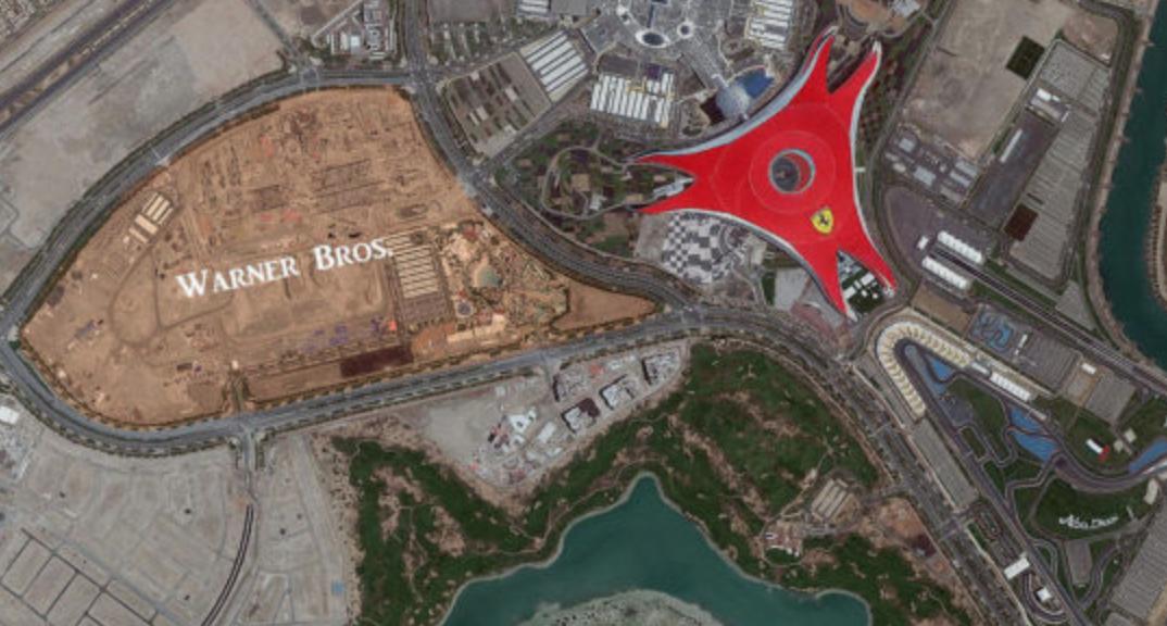 Ferrari World Abu Dhabi Cost To Build