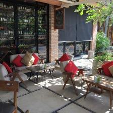 Mase restaurant terrace