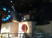 motiongate theme park dubai dreamworks kung-fu panda unstoppable awesomeness ride