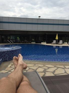 Aerotel Changi Airport Singapore Review