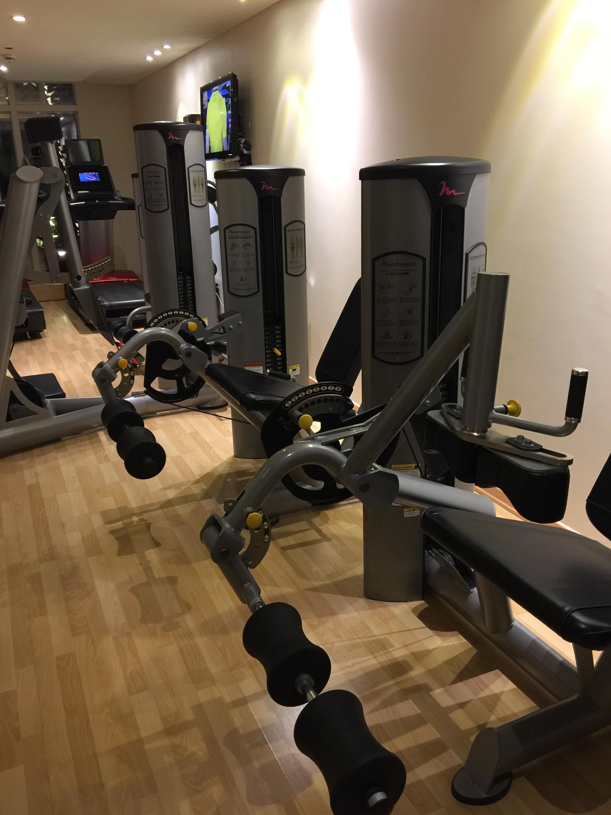 Gym equipment saudi arabia for Salon equip hotel 2017