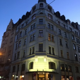 Art Nouveau Palace Hotel Prague Review