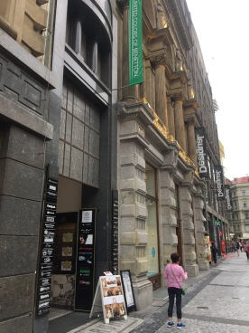 Review Merchants Crown Hotel Prague Review