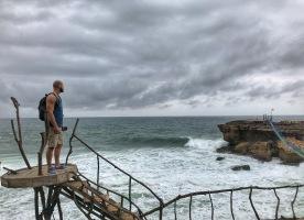 Timang Beach Rope Bridge