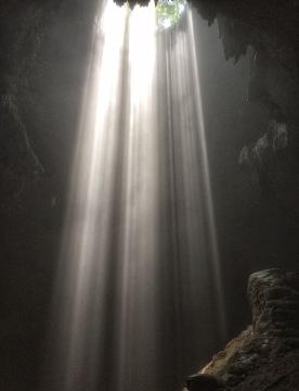 Goa Jomblang Cave Yogyakarta
