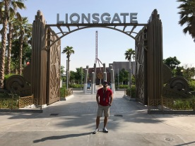 Motiongate Theme Park Dubai The Hunger Games Lionsgate Zone