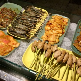 Dinner at Hyatt Regency Yogyakarta