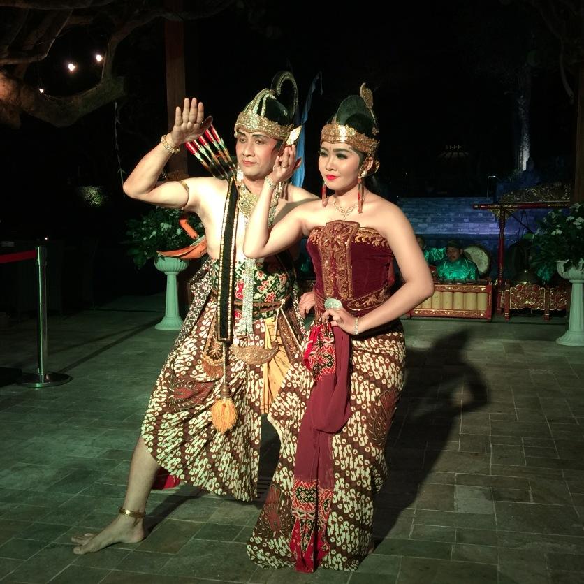 Ramayana Ballet Hyatt Regency Hotel Yogyakarta