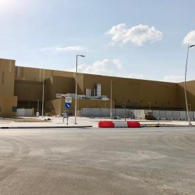 Warner World Theme Park Abu Dhabi Construction Photos Travellerczech