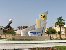 1. Warner Bros World Theme Park Abu DhabiIMG_9090