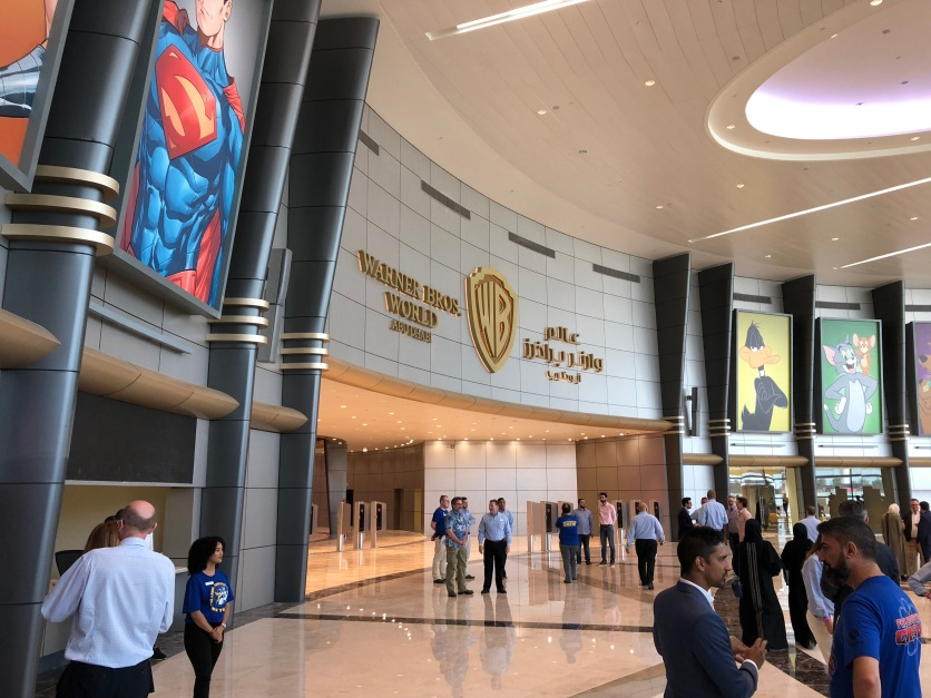 1. Warner Bros World Theme Park Abu DhabiIMG_9098