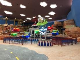 1. Warner Bros World Theme Park Abu DhabiIMG_9160