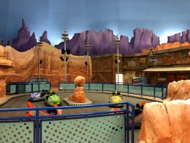 1. Warner Bros World Theme Park Abu DhabiIMG_9162
