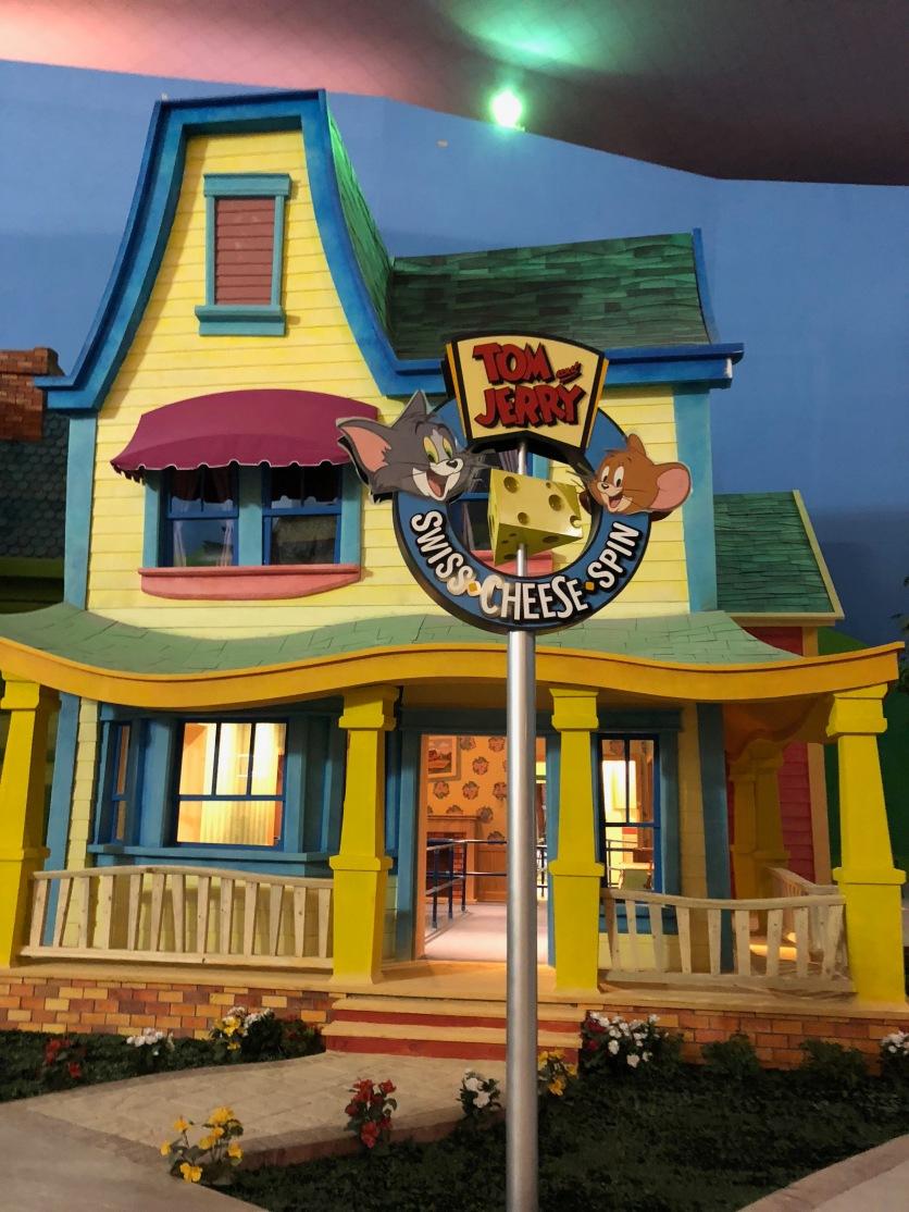 1. Warner Bros World Theme Park Abu DhabiIMG_9191