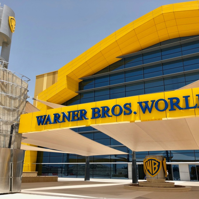 1. Warner Bros World Theme Park Abu DhabiIMG_9265