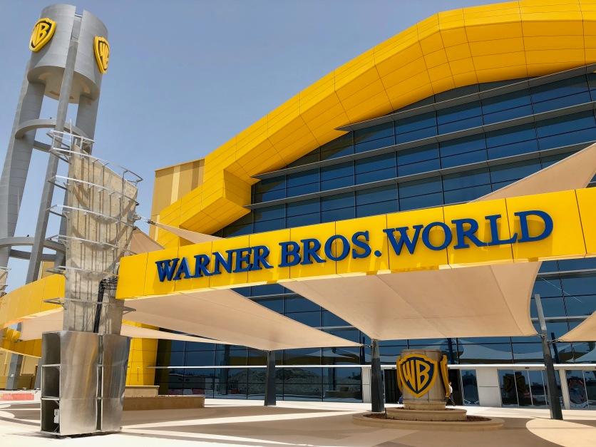 1. Warner Bros World Theme Park Abu DhabiIMG_9265