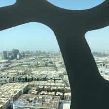 View at old Dubai